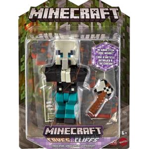 Minecraft Vindicator actionfigur - 8cm
