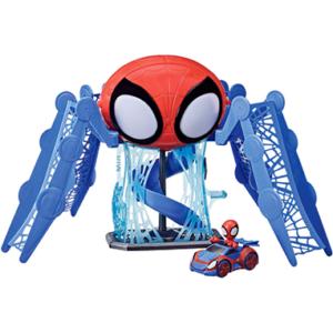 Spiderman Webquaters