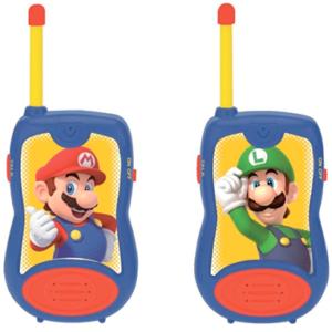 Super Mario Walkie Talkies