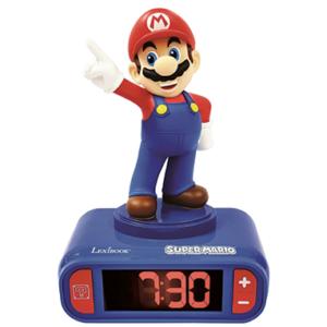 Super Mario alarmklokke