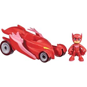 Ugline køretrøj - Figur & bil - Pyjamasheltene