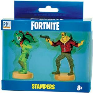 Fortnite stampers - 2 styk
