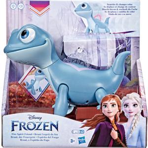 Frost 2 Fire Spirit friend