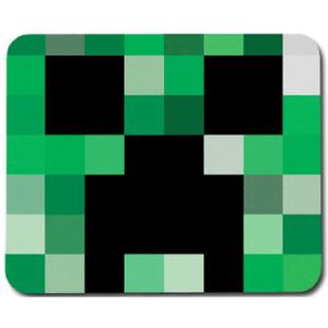 Minecraft creeper musemåtte