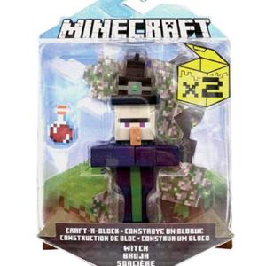 Minecraft witch figur