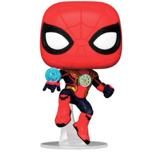 Spiderman Integrated suit figur - No Way Home 2021